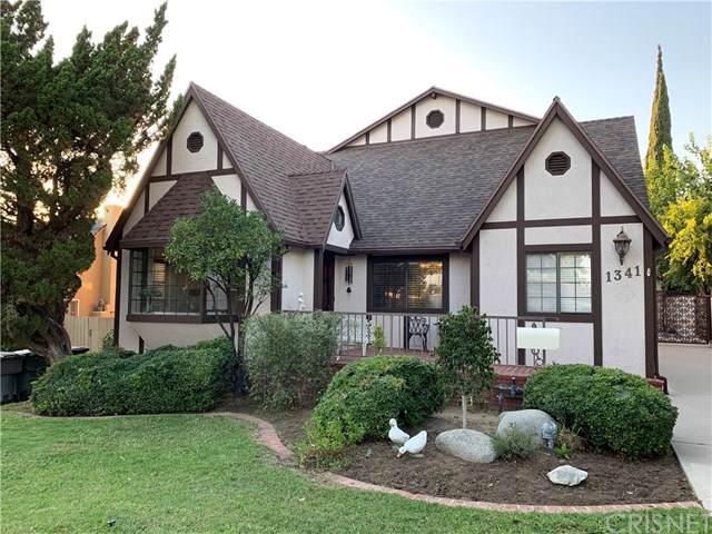 1341 Raymond Avenue, Glendale, CA 91201 (#SR19221422) :: The Brad Korb Real Estate Group