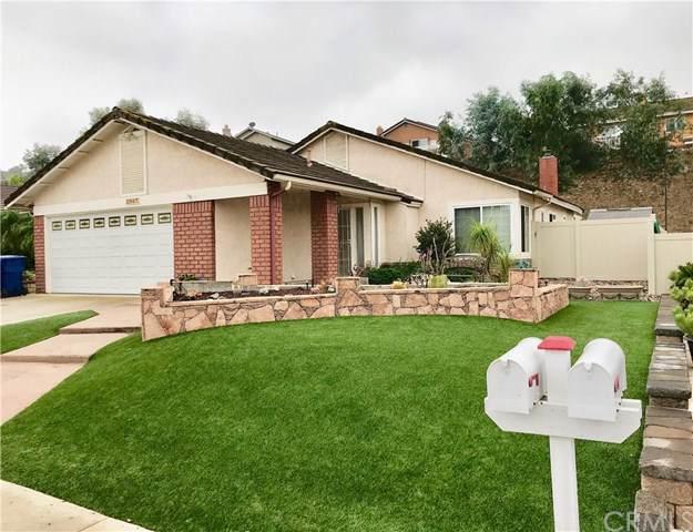 1847 Donahue Drive, El Cajon, CA 92019 (#SW19221902) :: J1 Realty Group