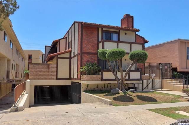 430 W Dryden Street #4, Glendale, CA 91202 (#319004039) :: The Brad Korb Real Estate Group