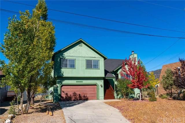 2133 St Bernard Drive, Pine Mountain Club, CA 93222 (#SR19241567) :: Berkshire Hathaway Home Services California Properties