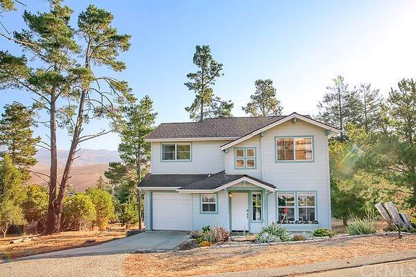 1580 Pineridge Drive, Cambria, CA 93428 (#SC19242498) :: Sperry Residential Group