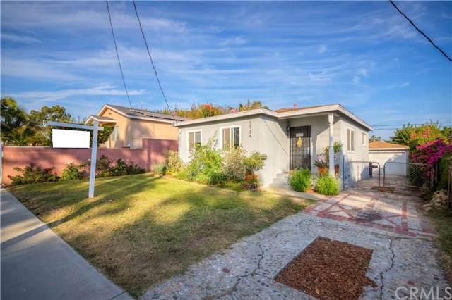 1734 Eudora Avenue, Wilmington, CA 90744 (#SB19250946) :: Sperry Residential Group