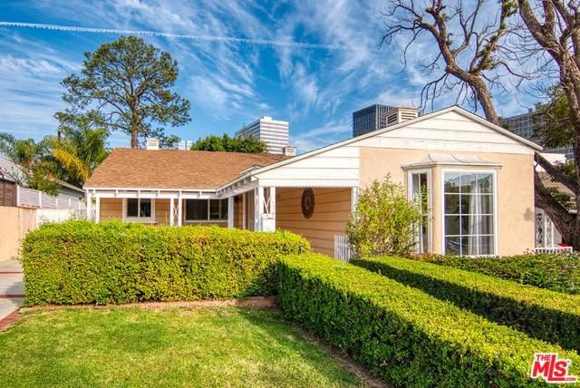 1736 Ensley Avenue, Los Angeles (City), CA 90024 (#19529624) :: A|G Amaya Group Real Estate