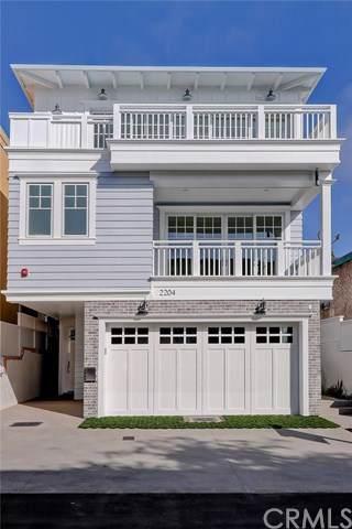 2204 Alma Avenue, Manhattan Beach, CA 90266 (#SB19265065) :: Millman Team