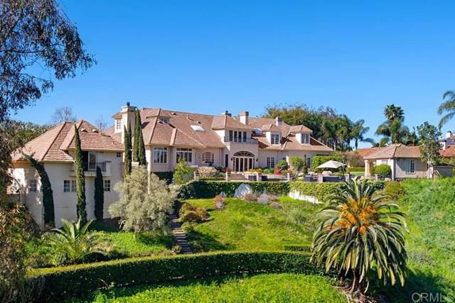 6016 Via Canada Del Osito, Rancho Santa Fe, CA 92067 (#190062084) :: The Brad Korb Real Estate Group