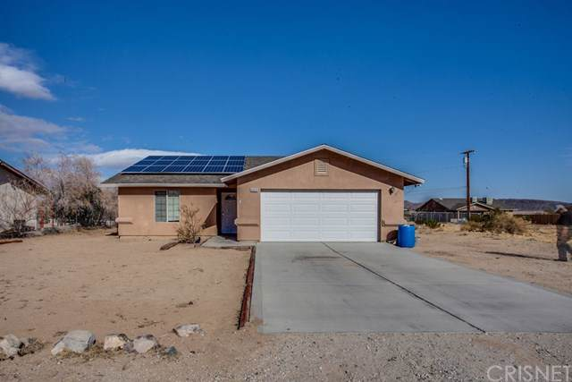 64974 Tonto Drive, Joshua Tree, CA 92252 (#SR19271458) :: Sperry Residential Group
