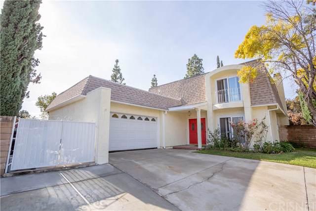 20471 Shamrock Place, Chatsworth, CA 91311 (#SR19273179) :: Allison James Estates and Homes