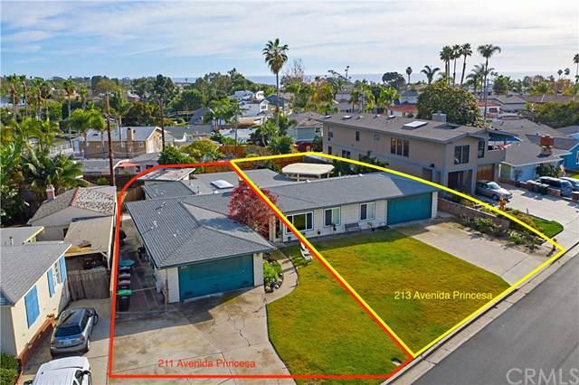 211 Avenida Princesa, San Clemente, CA 92672 (#OC19276551) :: Keller Williams Realty, LA Harbor
