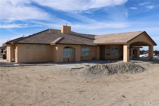 11624 Mountain Road, Pinon Hills, CA 92372 (#CV20003119) :: Twiss Realty