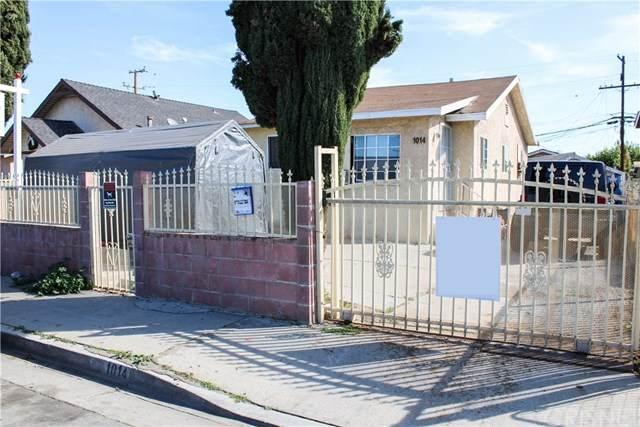 1014 Fraser Avenue, East Los Angeles, CA 90022 (#SR20025794) :: Crudo & Associates