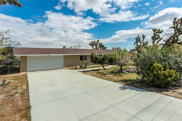 56454 Onaga, Yucca Valley, CA 92284 (#NP20045138) :: Team Tami