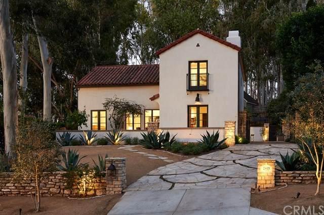 2405 Via Anita, Palos Verdes Estates, CA 90274 (#SB20045833) :: Millman Team