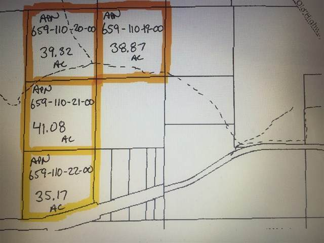 154 Old Highway 80, 4 Parcels, Jacumba, CA 91934 (#200012952) :: The Costantino Group | Cal American Homes and Realty