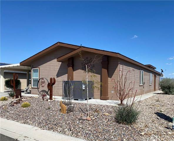 12600 Havasu Lake Rd. #33, Needles, CA 92363 (#PW20064343) :: RE/MAX Innovations -The Wilson Group