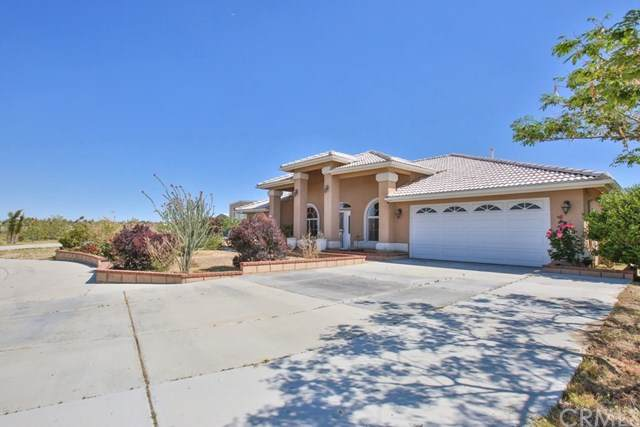 353 Marcos Road, Pinon Hills, CA 92371 (#PW20084873) :: RE/MAX Masters