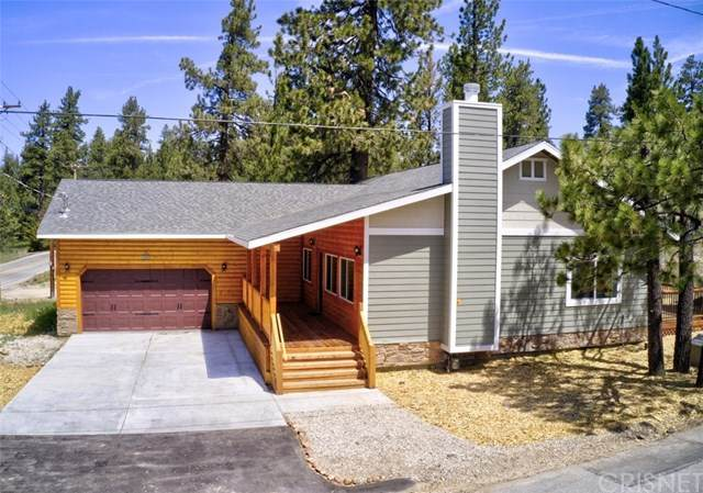 549 Edgemoor Road, Big Bear, CA 92315 (#SR20098452) :: The Costantino Group | Cal American Homes and Realty