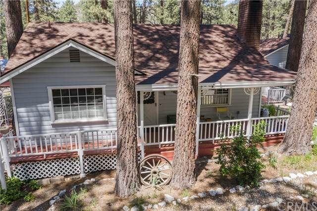 1055 Robin Lane, Wrightwood, CA 92397 (#IV20100117) :: Compass