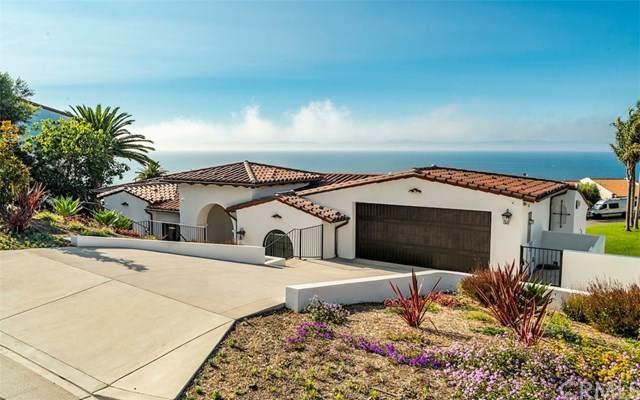 725 Via Del Monte, Palos Verdes Estates, CA 90274 (#PV20126545) :: Go Gabby
