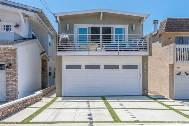 844 3rd Street, Hermosa Beach, CA 90254 (#SB20130317) :: Go Gabby