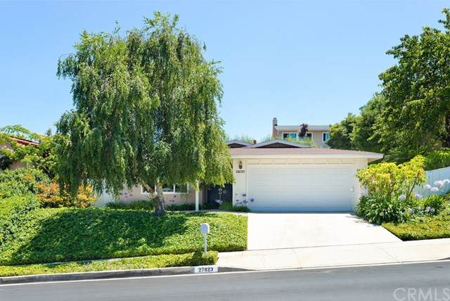 27823 Longhill Drive, Rancho Palos Verdes, CA 90275 (#SB20126558) :: Sperry Residential Group