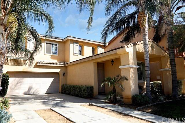 3892 Manquelo Court, Perris, CA 92571 (#IV20136780) :: The Miller Group