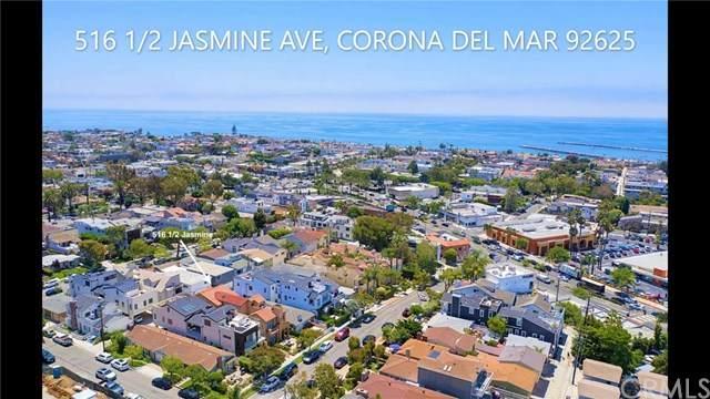 516-1/2 Jasmine Avenue, Corona Del Mar, CA 92625 (#OC20144620) :: Doherty Real Estate Group