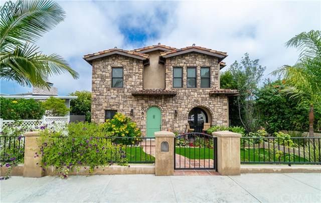 840 Sheldon Street, El Segundo, CA 90245 (#SB20151999) :: Bathurst Coastal Properties