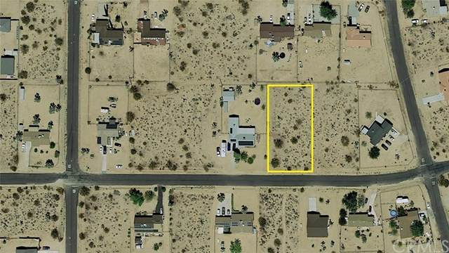 0 Canterbury, Yucca Valley, CA 92284 (#EV20157620) :: Rogers Realty Group/Berkshire Hathaway HomeServices California Properties