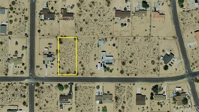 0 Canterbury, Yucca Valley, CA 92284 (#EV20157624) :: Rogers Realty Group/Berkshire Hathaway HomeServices California Properties