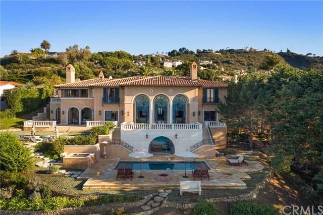 612 Paseo Del Mar, Palos Verdes Estates, CA 90274 (#PV20182100) :: American Real Estate List & Sell