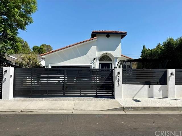 5838 Donna Avenue, Tarzana, CA 91356 (#SR20195954) :: Go Gabby
