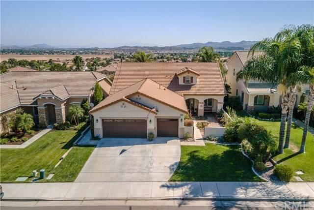 24953 Blue Oak Circle, Menifee, CA 92584 (#SW20197766) :: Berkshire Hathaway HomeServices California Properties