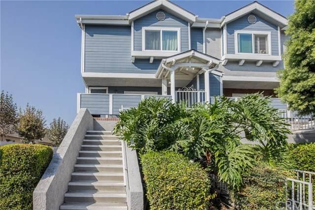 21901 Moneta Avenue #35, Carson, CA 90745 (#SB20218916) :: Zutila, Inc.