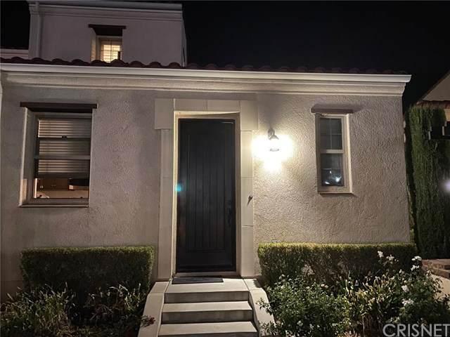 20201 Livorno Way, Porter Ranch, CA 91326 (#SR20218835) :: eXp Realty of California Inc.