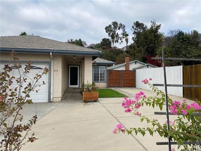 213 E Sierra Madre Avenue, Azusa, CA 91702 (#CV20221756) :: The Miller Group