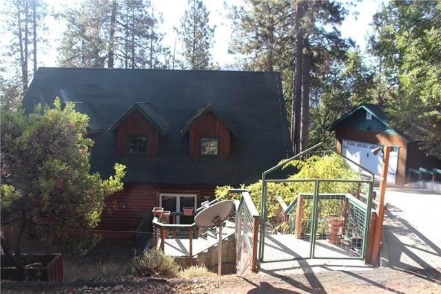 9685 St Helena Drive, Cobb, CA 95426 (#LC20223538) :: Bob Kelly Team