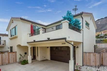 2526 Coburn Lane, Pismo Beach, CA 93449 (#PI20225590) :: Crudo & Associates
