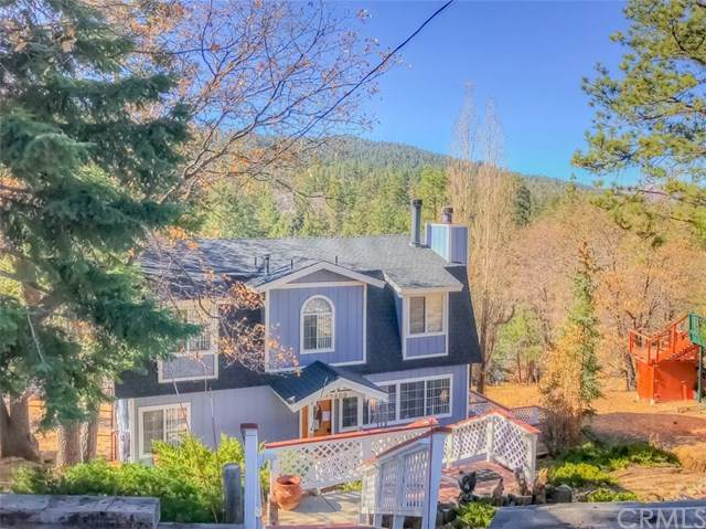 43409 Ridgecrest Drive, Big Bear, CA 92315 (#WS20245411) :: Bathurst Coastal Properties