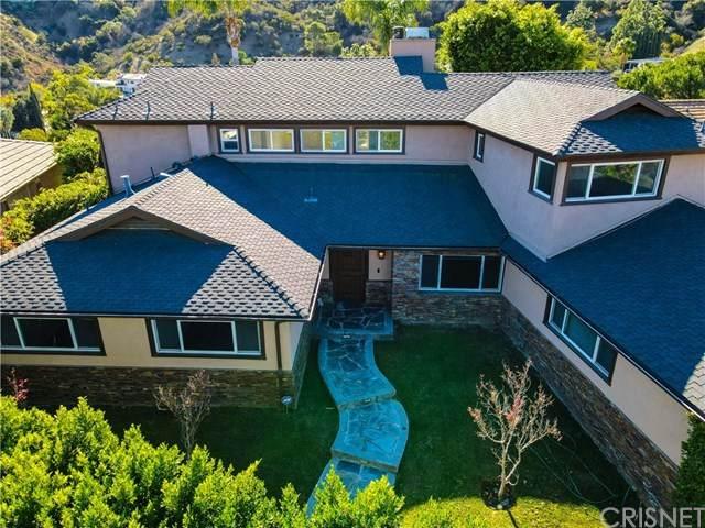 10810 Alta View Drive, Studio City, CA 91604 (#SR21009306) :: Bob Kelly Team