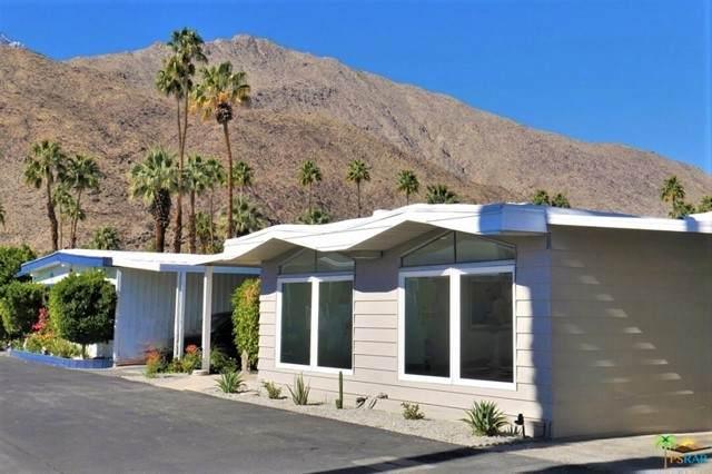 907 Oahu Lane, Palm Springs, CA 92264 (MLS #21681270) :: Desert Area Homes For Sale