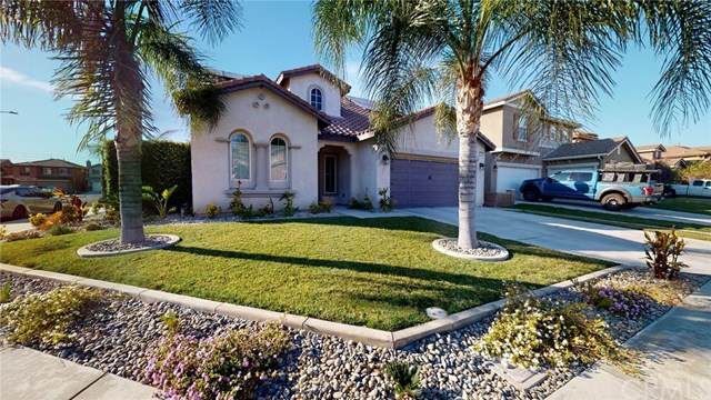 5585 Treasure Drive, Eastvale, CA 91752 (#CV21013821) :: The DeBonis Team