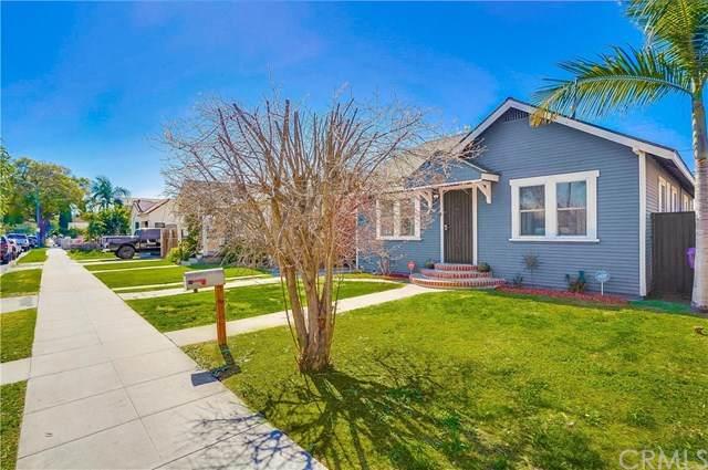 5953 Rose Avenue, Long Beach, CA 90805 (#PW21031743) :: Millman Team
