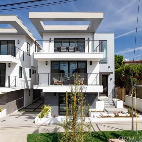961 5th Street A, Hermosa Beach, CA 90254 (#SB21063433) :: Koster & Krew Real Estate Group | Keller Williams
