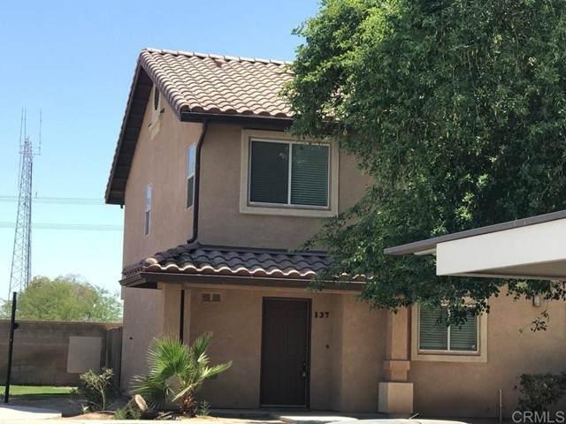 1160 Rosas Street #137, Calexico, CA 92231 (#PTP2102682) :: Jett Real Estate Group