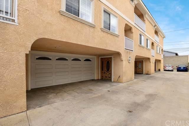 1549 W 207th Street #2, Torrance, CA 90501 (MLS #SB21085040) :: Desert Area Homes For Sale