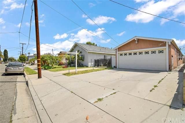 12116 Cedar Avenue, Hawthorne, CA 90250 (#CV21091256) :: Team Forss Realty Group