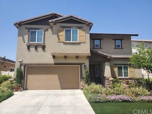 1262 Pinehurst Drive, Calimesa, CA 92320 (#EV21096474) :: A|G Amaya Group Real Estate