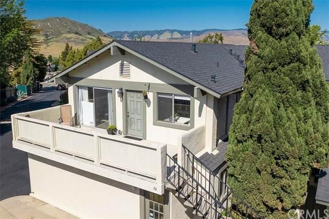 1750 Prefumo Canyon Road #76, San Luis Obispo, CA 93405 (#SC21096020) :: Mainstreet Realtors®