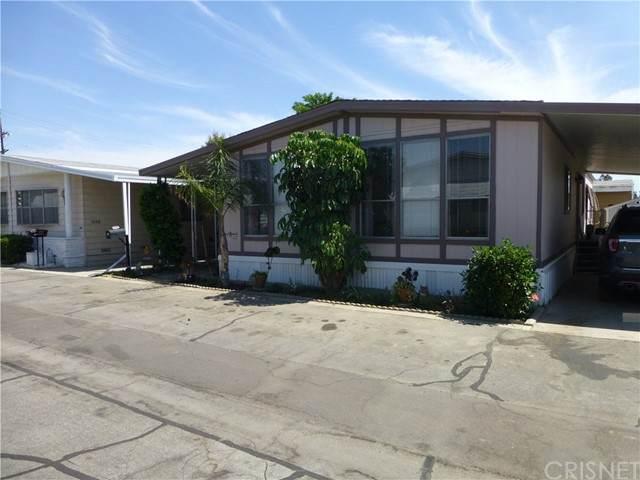 15420 Mankato #39, Mission Hills (San Fernando), CA 91345 (#SR21098458) :: Wahba Group Real Estate   Keller Williams Irvine