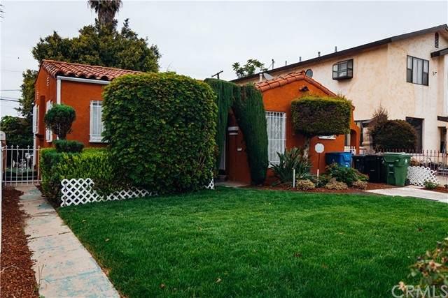 537 W 113th Street, Los Angeles (City), CA 90044 (#SB21096280) :: Swack Real Estate Group | Keller Williams Realty Central Coast